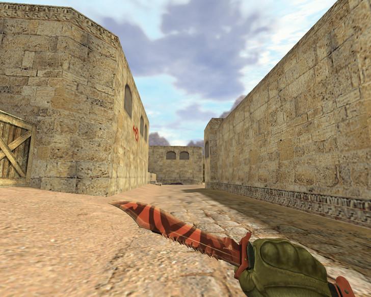 «Нож Боуи Убийство» для CS 1.6