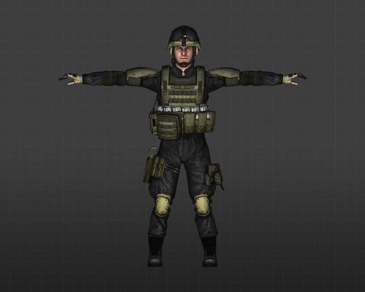 «Бравый отряд» для CS 1.6