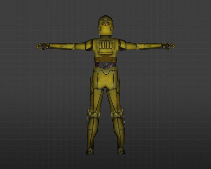 «C-3PO» для CS 1.6