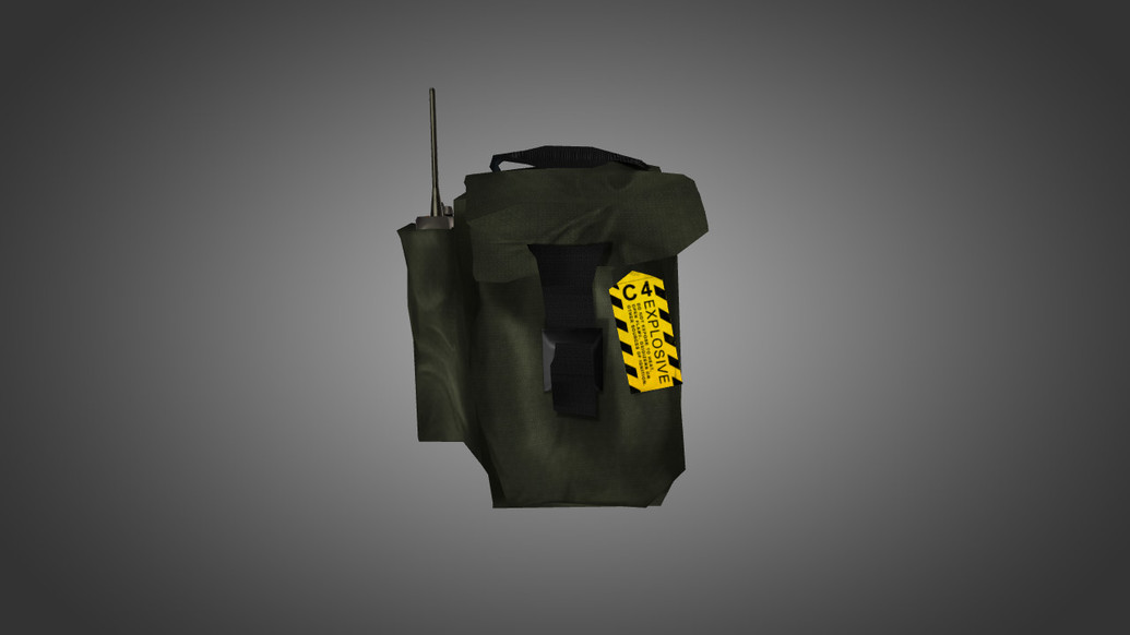 «C4 Backpack» для CS 1.6