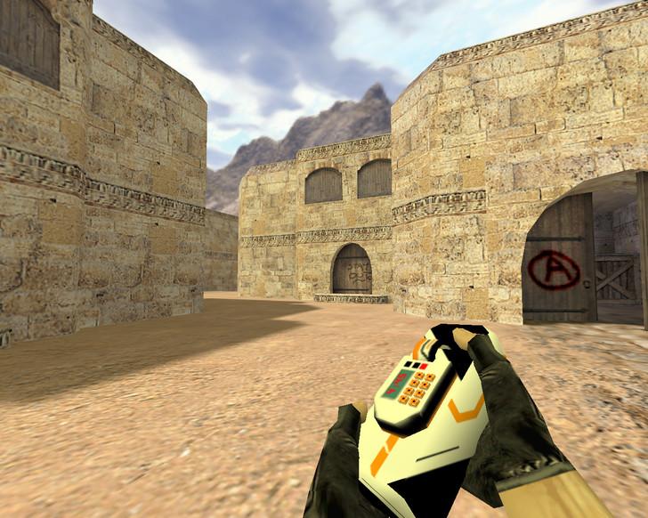 «Бомба Азимов» для CS 1.6