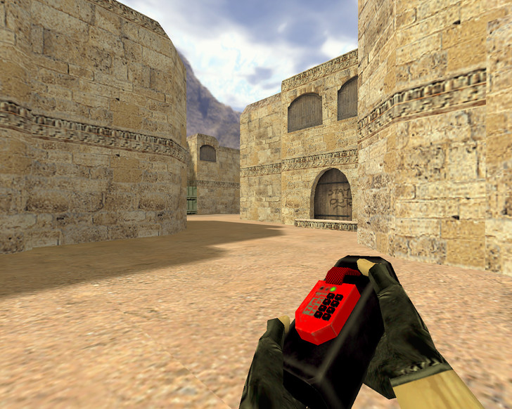 «Черная бомба» для CS 1.6