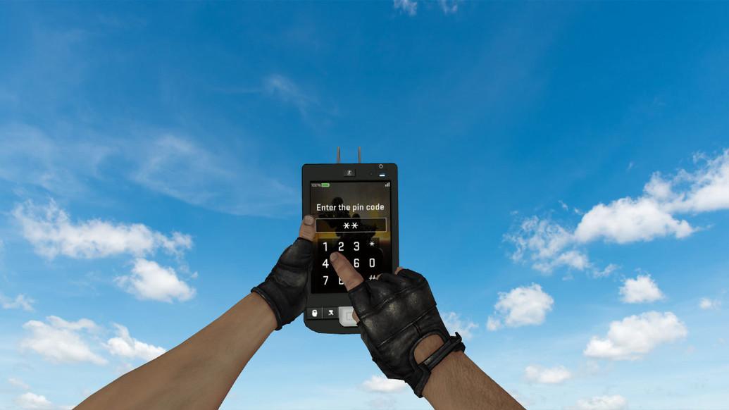 «Бомба планшет» для CS 1.6