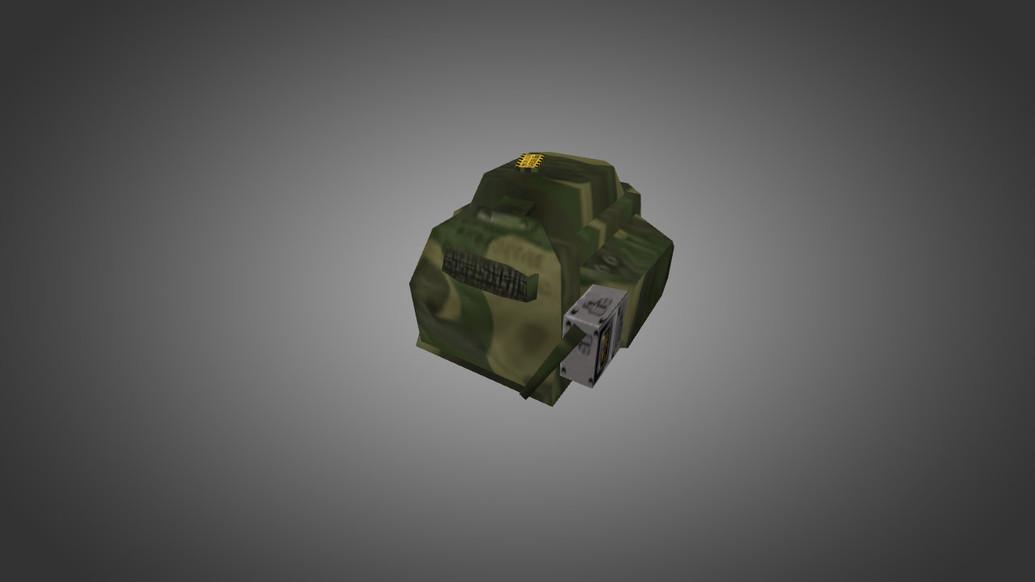 «Рюкзак в камуфляже» для CS 1.6