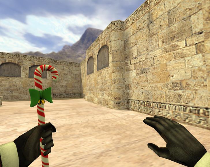«Рождественская конфета» для CS 1.6