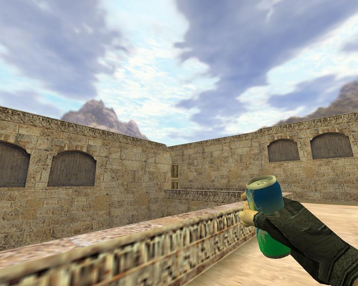 «Пак гранат Напитки» для CS 1.6