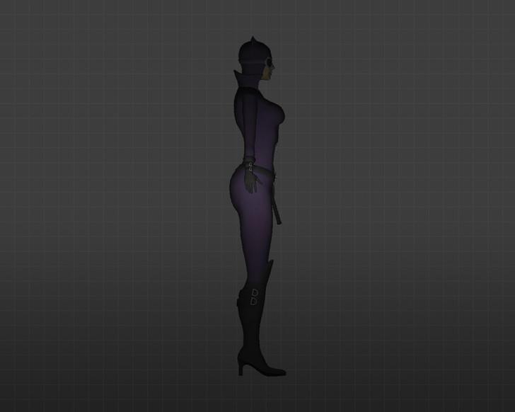 «Женщина-кошка» для CS 1.6