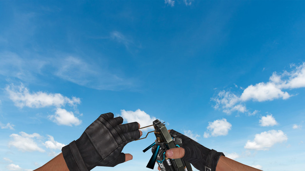 «Chain Grenade» для CS 1.6