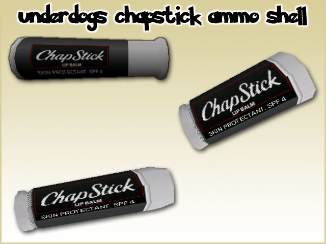 «Chapstick Ammo Shells» для CS 1.6