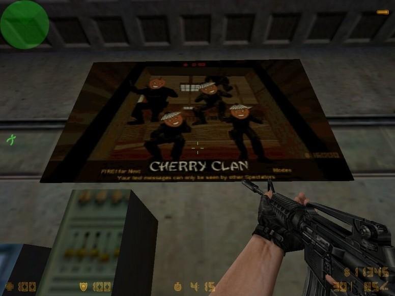 «cherryclan_hq» для CS 1.6