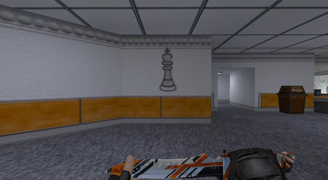 «Шахматный король» для CS 1.6