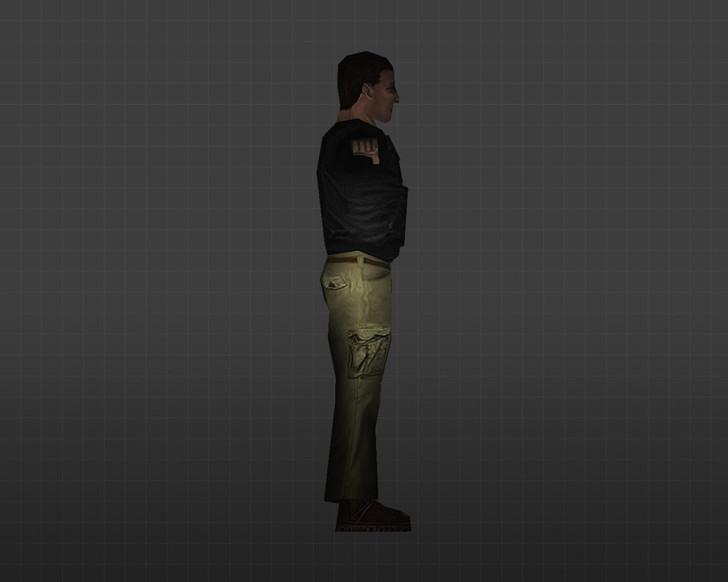 «Агент ЦРУ» для CS 1.6
