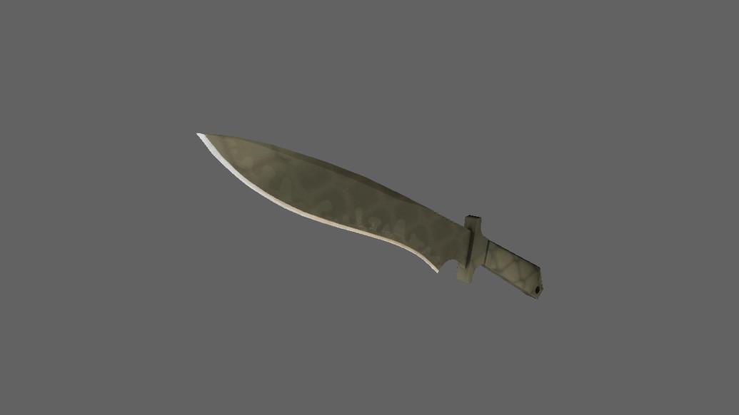 «Классический нож | Африканская сетка» для CS 1.6