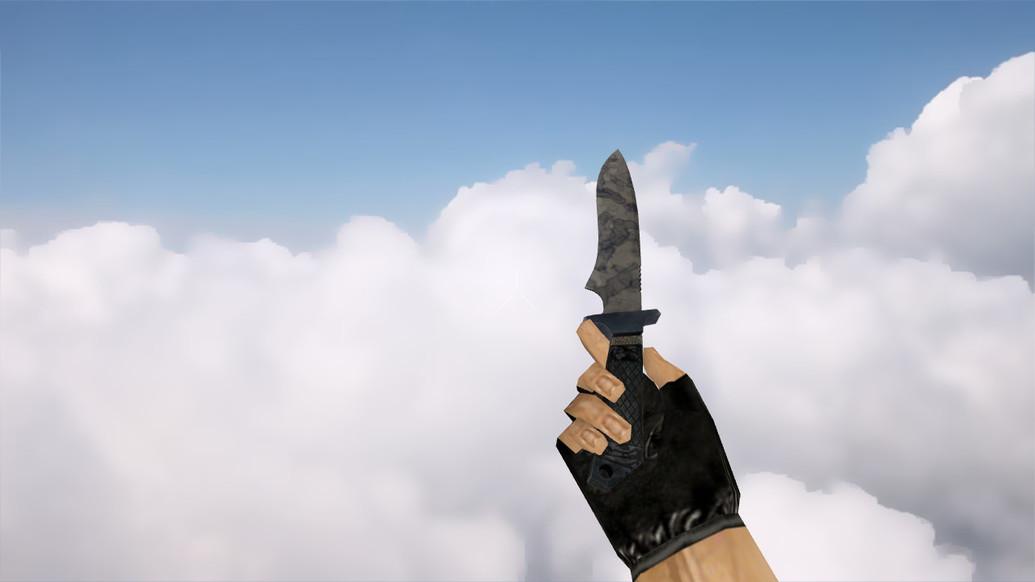 «Классический нож | Патина» для CS 1.6
