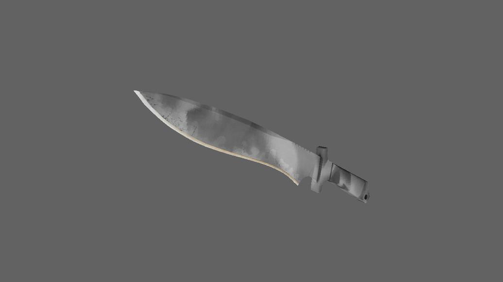 «Классический нож | Городская маскировка» для CS 1.6