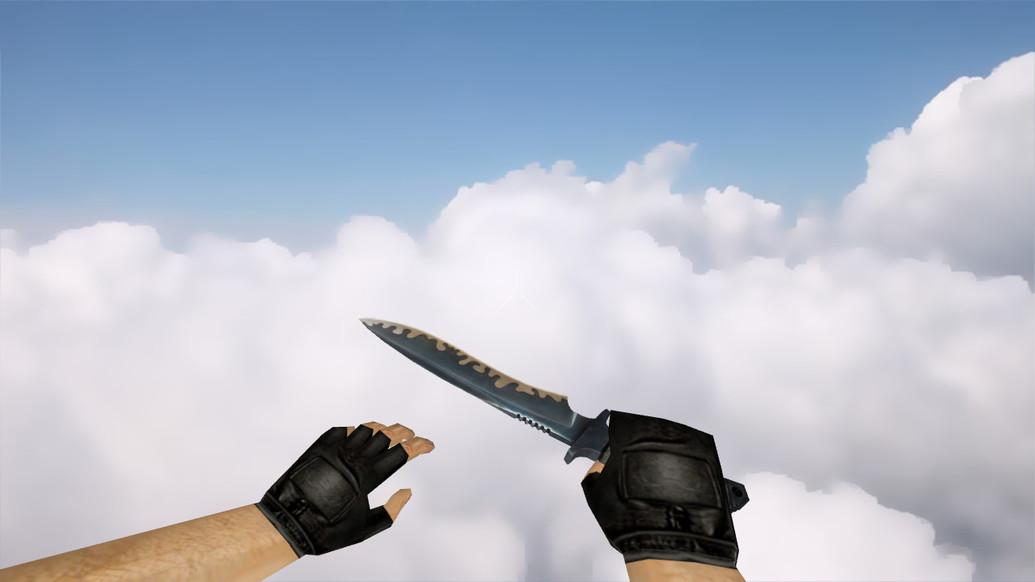 «Классический нож | Vanilla» для CS 1.6