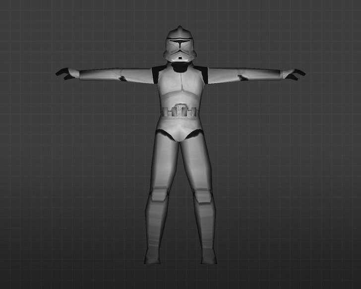 «Имперский штурмовик» для CS 1.6