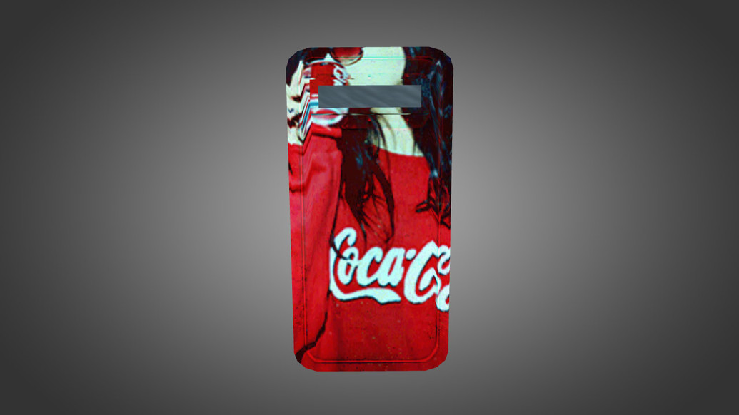 «Coca-Cola Girl Shield» для CS 1.6
