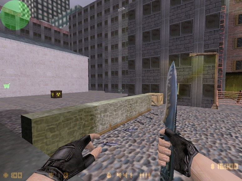 «Cs_assault2012» для CS 1.6