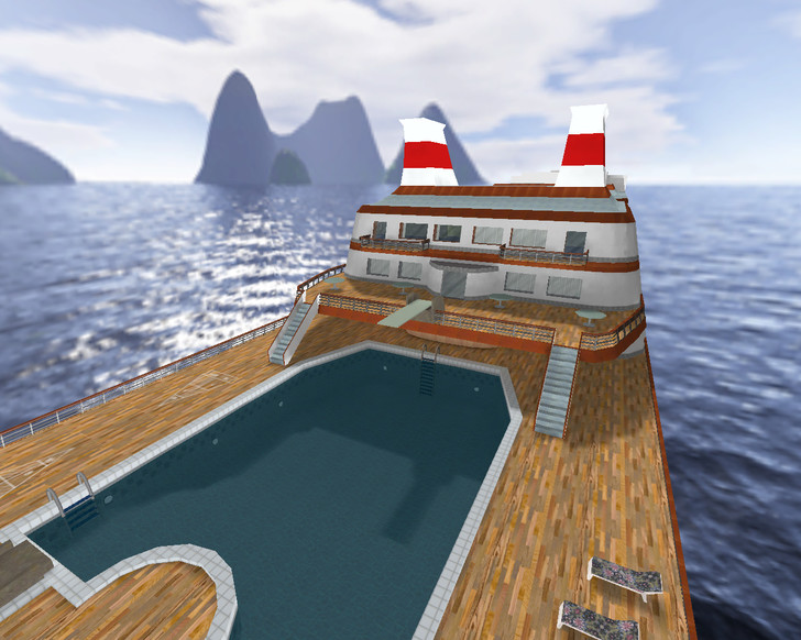 «cs_cruise_b5» для CS 1.6