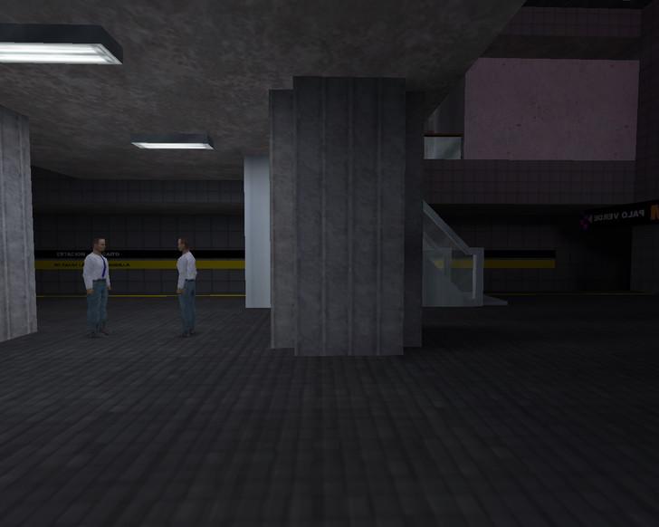 «cs_metro» для CS 1.6