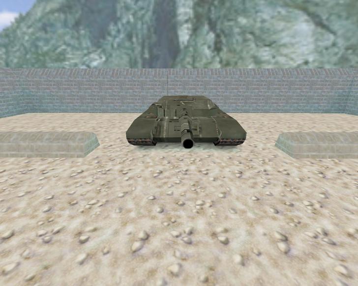 «cs_tank» для CS 1.6