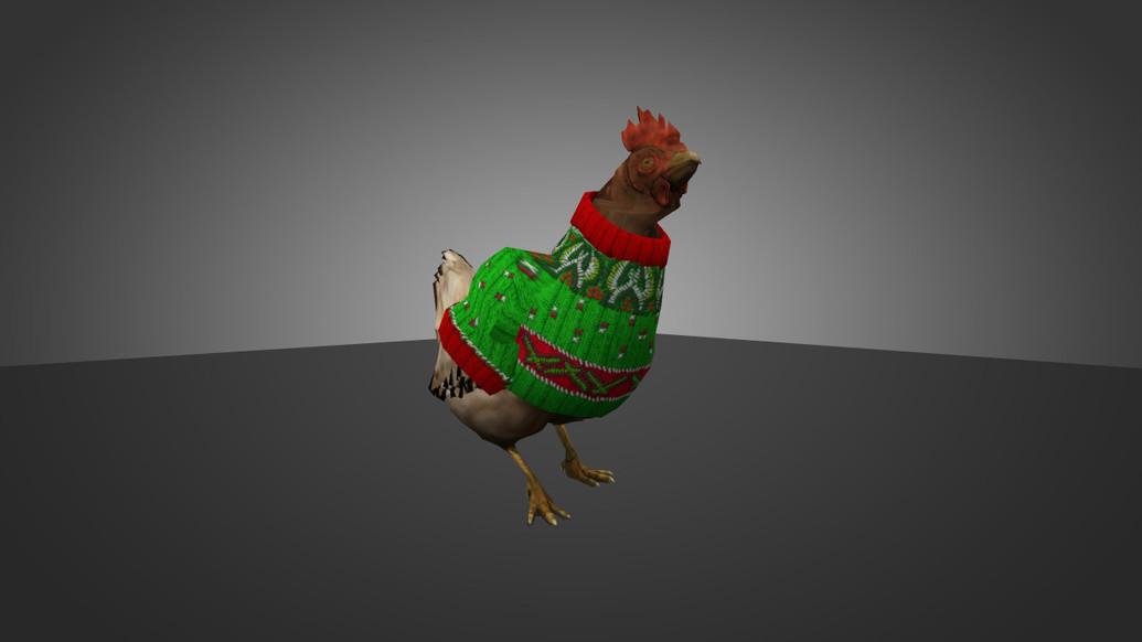 «CS:GO Chicken Pack» для CS 1.6