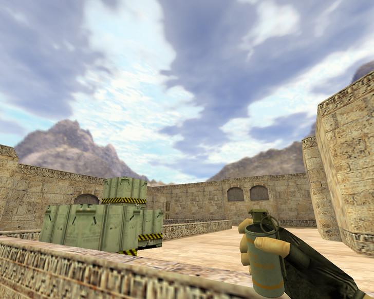«Пак гранат из CS:GO» для CS 1.6