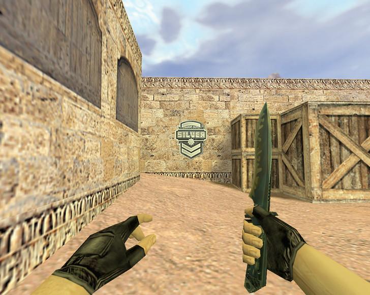«Пак граффити «Звания из CS:GO»» для CS 1.6