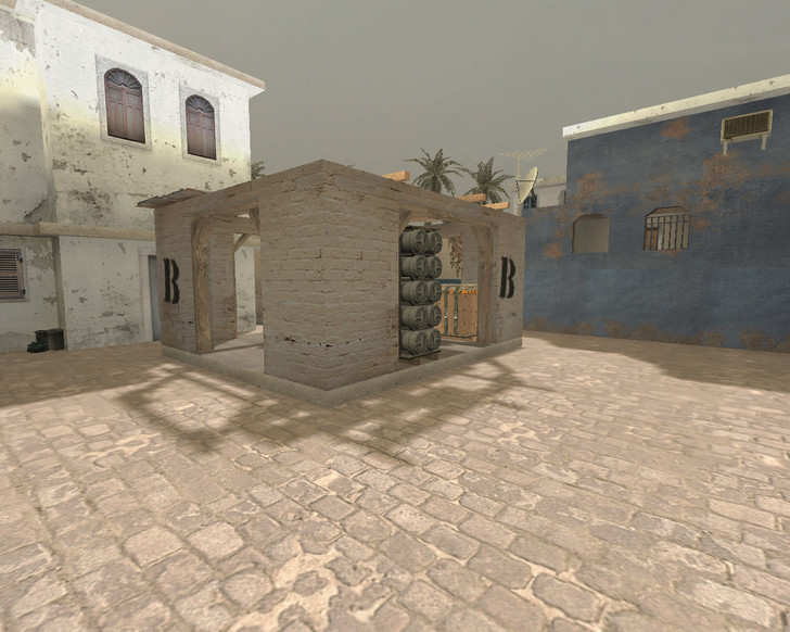 «csgo_mirage» для CS 1.6