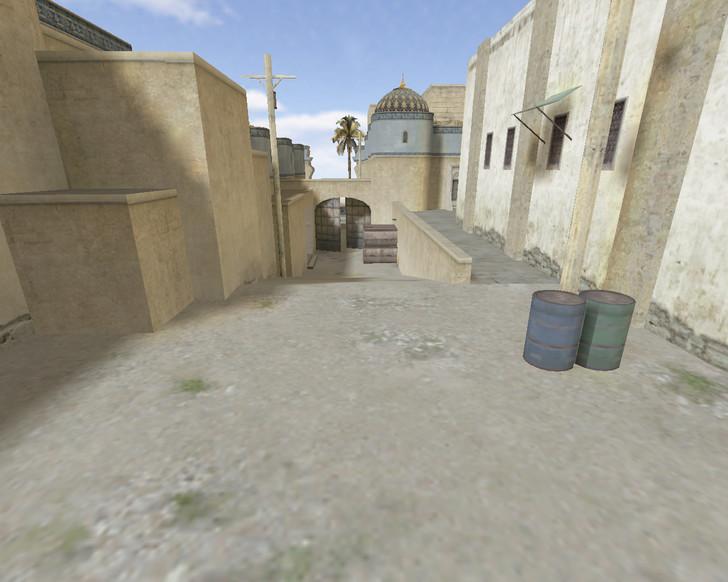 «css_dust2_go» для CS 1.6