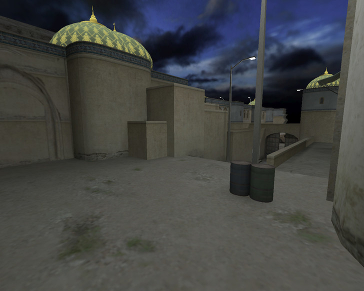 «css_dust2night_gob1» для CS 1.6