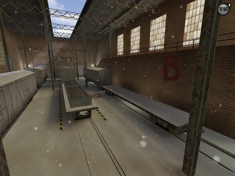 «css_train_winter» для CS 1.6