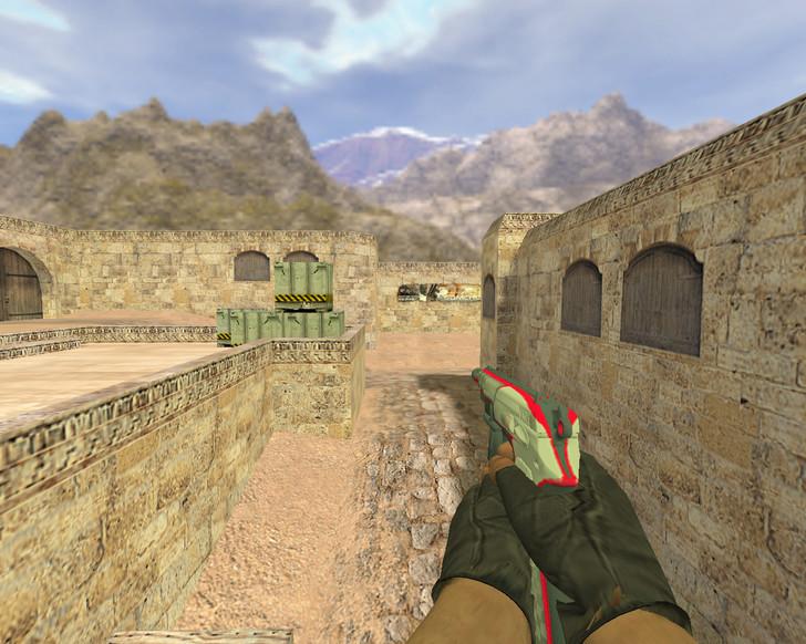 «CZ-75 Поул-позиция» для CS 1.6