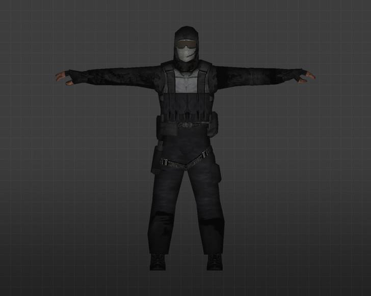 «Темный капюшон» для CS 1.6
