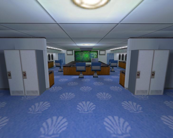 «de_747» для CS 1.6