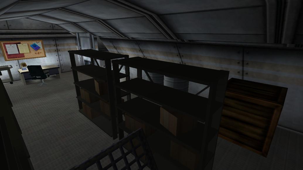 «de_airport» для CS 1.6
