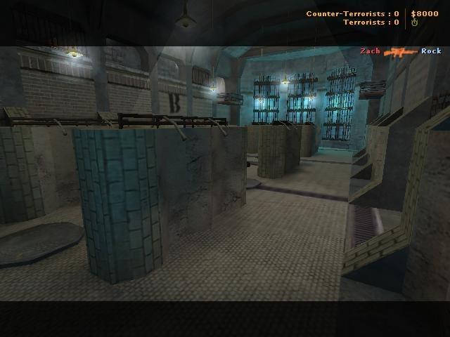«de_alcatraz» для CS 1.6