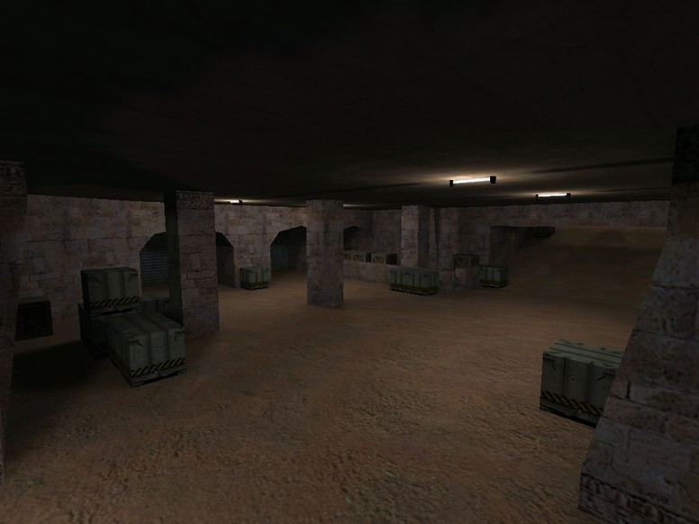 «de_arabia2» для CS 1.6