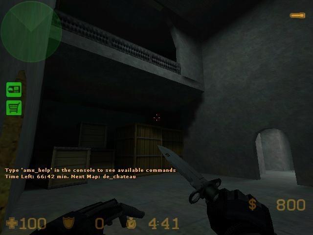 «de_area50» для CS 1.6