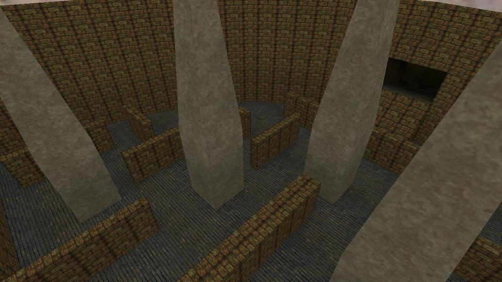 «de_arena» для CS 1.6