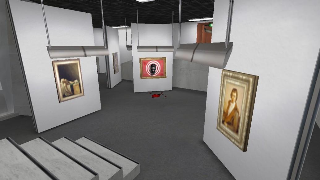 «de_artmuseum» для CS 1.6