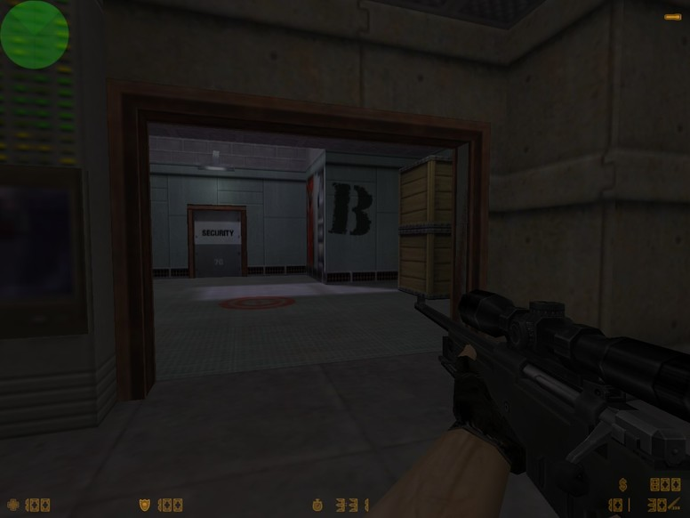 «de_assault_city» для CS 1.6