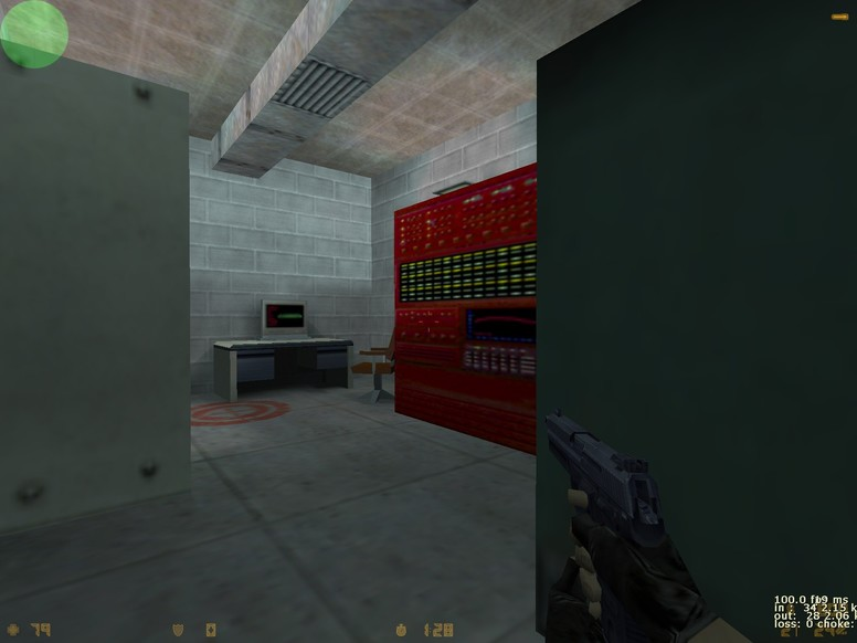 «de_assault_sk» для CS 1.6