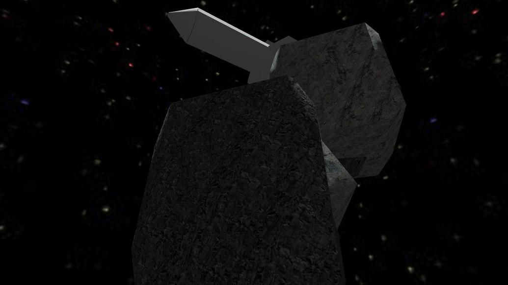 «de_asteroid» для CS 1.6