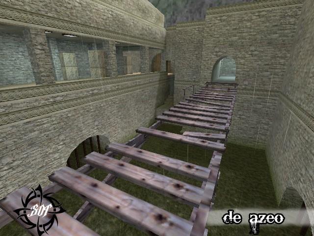 «de_azeo» для CS 1.6