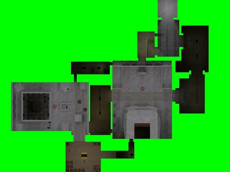 «de_aztec2010» для CS 1.6