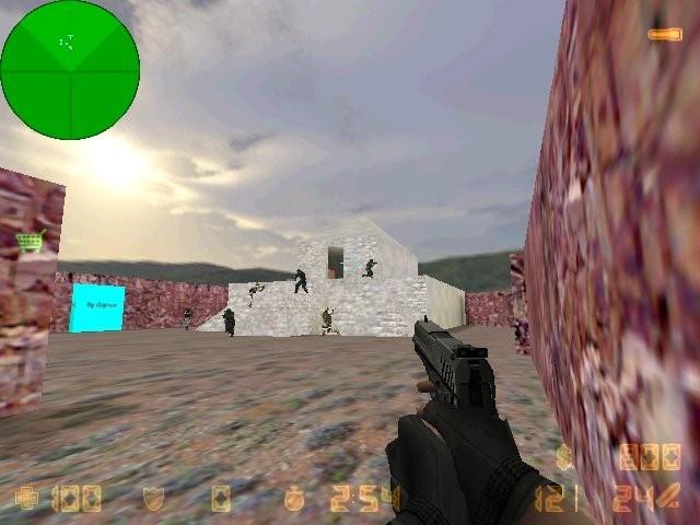 «de_aztec_monument» для CS 1.6