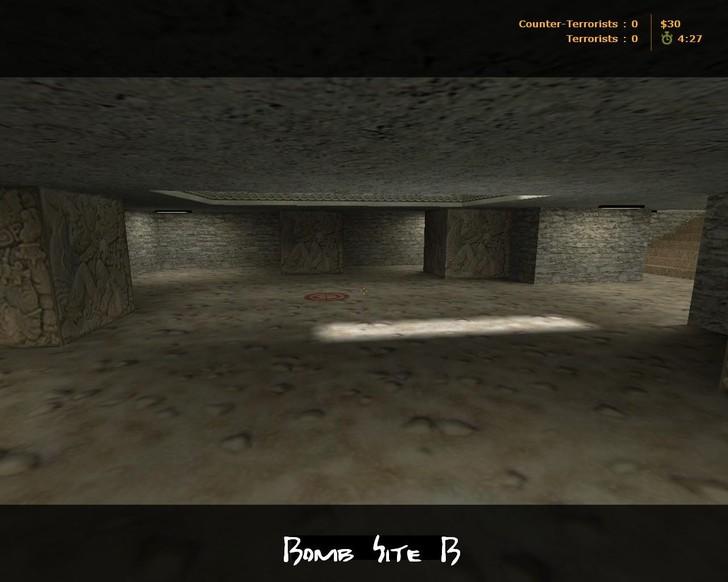 «de_aztec_new» для CS 1.6