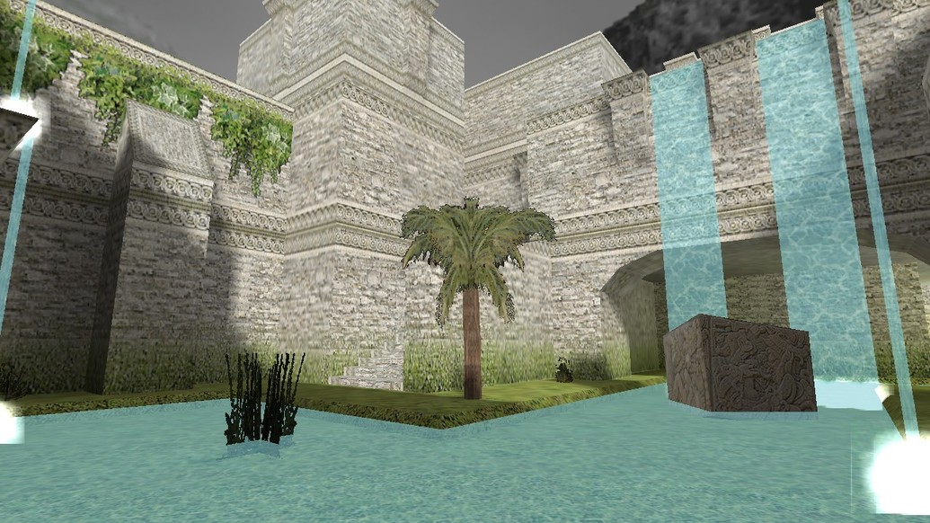 «de_aztec_ruins» для CS 1.6